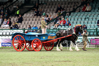 SHIRE HORSE AGRIC VEHICLE